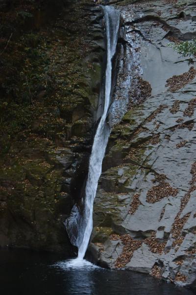 赤目四十八滝から香落渓