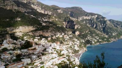南イタリア'18 ③アマルフィー