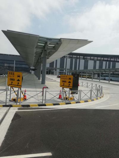 港珠澳大橋を渡りました! (3) 澳門→香港→成田