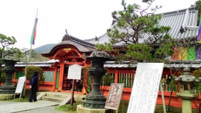 石山寺は広い