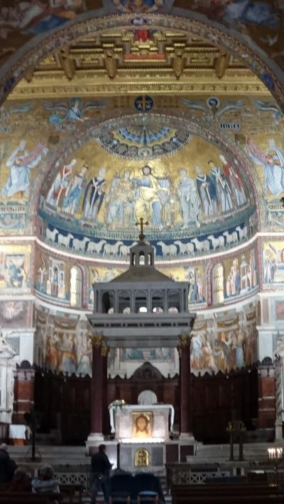 5度目のローマ、中世を巡る一人旅7日間 3