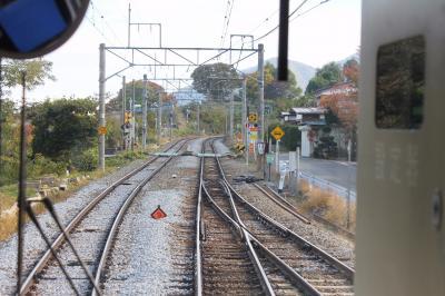 kオジサンの中山道旅日記  その21    普通列車に乗車して軽井沢に向う