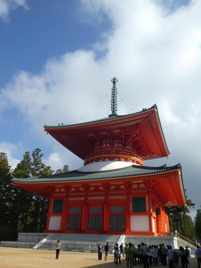【和歌山】高野山一泊_紅葉の旅