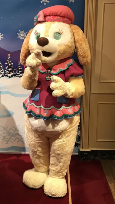 わたしの夏休み2018Part1 深夜便でGo!香港ディズニーランドで一足早いクリスマスと念願のミート・クッキーちゃんを楽しむひととき