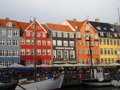 1709デンマーク~コペンハーゲンでドミトリーデビュー