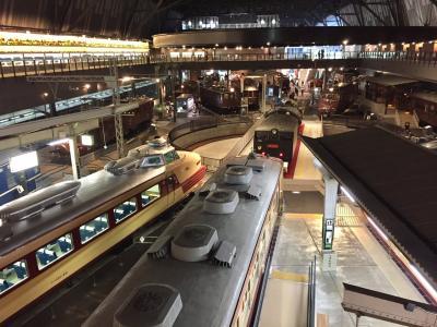 日帰り☆鉄道博物館