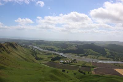 ニュージーランド レンタカーの旅② ハブロックノース