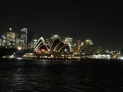 初めてのシドニー