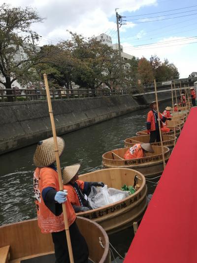 大垣たらい舟と馬喰一代のランチ&金神社のバスツアー