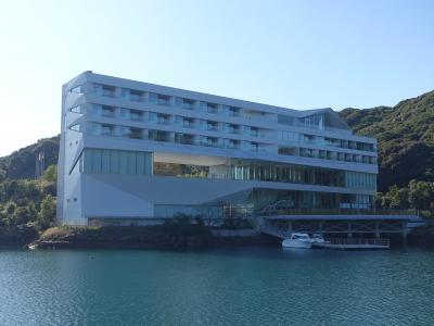 西海の風景を楽しむ 佐賀・長崎の旅 オリーブベイホテルに泊まる