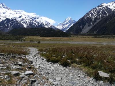 大好きなニュージーランドを女ひとり旅してきました! vol.3 ~ようやく再会のマウントクック編