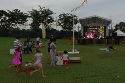 シンガポール旅行2018 3-3 とってもゆるいBeerFestAsia最終日