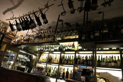 美しき南イタリア旅行♪ Vol.605(第20日)☆ペスココスタンツォ:素敵なバール「Vin Cafe Dal Corvo」♪