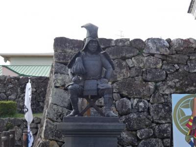 軍師竹中半兵衛の菩提山城を登る、名鉄ハイキング