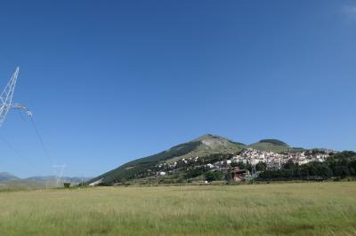 美しき南イタリア旅行♪ Vol.613(第21日)☆Pizzoferrato:ペスココスタンツォからピッツォフェッラートへ♪