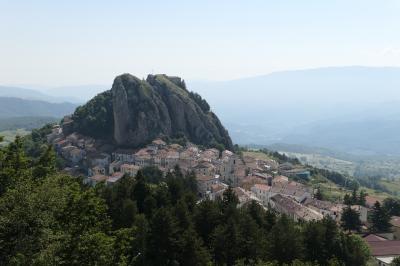 美しき南イタリア旅行♪ Vol.614(第21日)☆Pizzoferrato:絶景の美しき山岳村「ピッツォフェッラート」♪