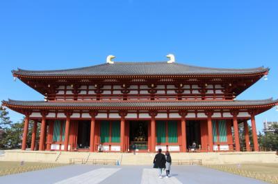 久しぶりの奈良・京都 ③ ~京都山城と奈良公園