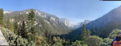 ②ヨセミテ公園編(サンフランシスコからアメリカ西海岸の大自然を見てラスベガスへ)