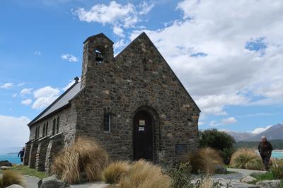 星空と大自然のニュージーランド:2:テカポ