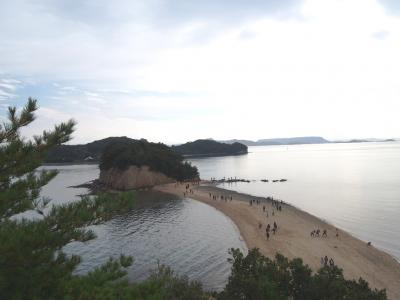 <香川・秋色島旅.1>秋旅は海とオリーブの「小豆島」だ!青い海と天使の散歩道へ