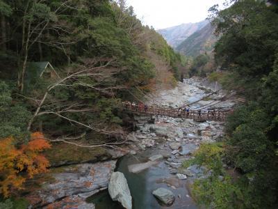 錦秋の四国3県ドライブの旅