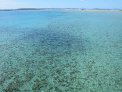 晴れ男の沖縄の離島浜比嘉島散策