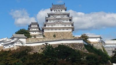 新幹線で姫路へ 【その1】書写山と姫路城