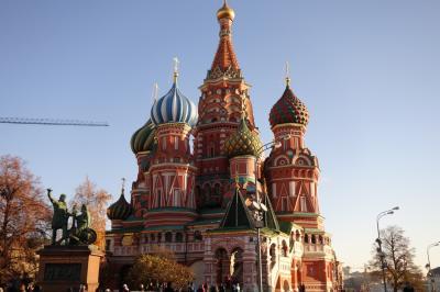 このごろのモスクワ