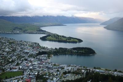 ニュージーランド レンタカーの旅⑩ クイーンズタウン