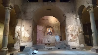 5度目のローマ、中世を巡る一人旅7日間 5