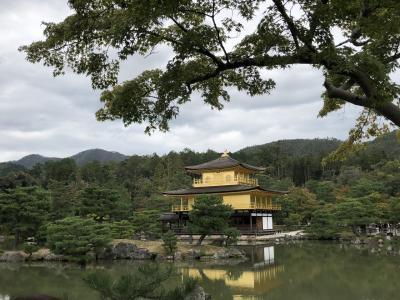 2018.10.13~14 ちょこっと京都 京都クリスタルホテルに宿泊