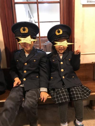 神戸3歳,5歳子連れ 母子旅編
