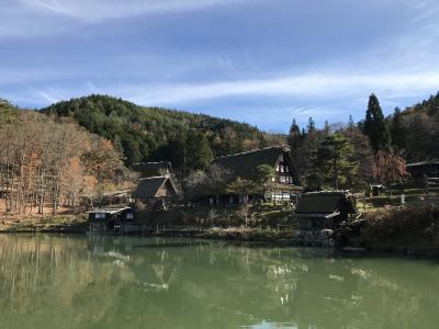 「特急ひだ」利用の格安日帰りフリープランで秋の飛騨高山へ