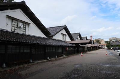 妙義神社から新潟、そして酒田・山居倉庫