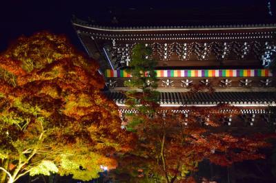 第一回京都紅葉オフ会2018 と 通常営業のひとり旅 ★一年で何県行けるかな京都篇★