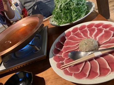 京都の美味しいもん2018秋~柳町の鴨すき-洋菓子マウンテン-燕-草喰なかひがし