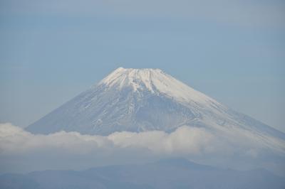富士山を見に大仁温泉へ