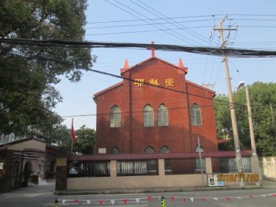 上海の新場古鎮・東后老街・住宅街