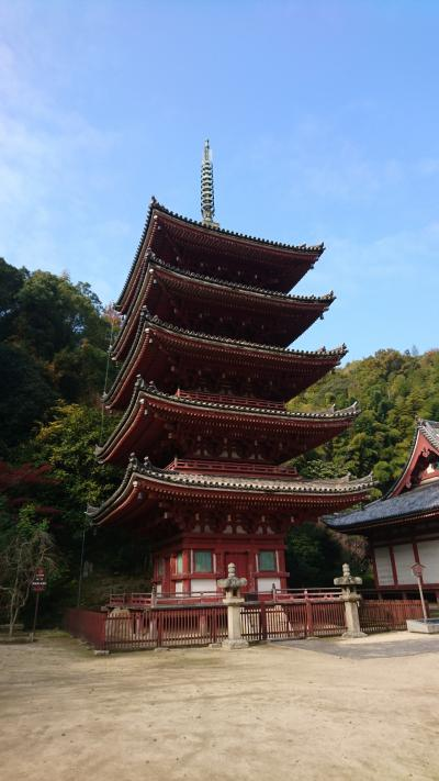 広島☆明王院の紅葉&おいしいもの