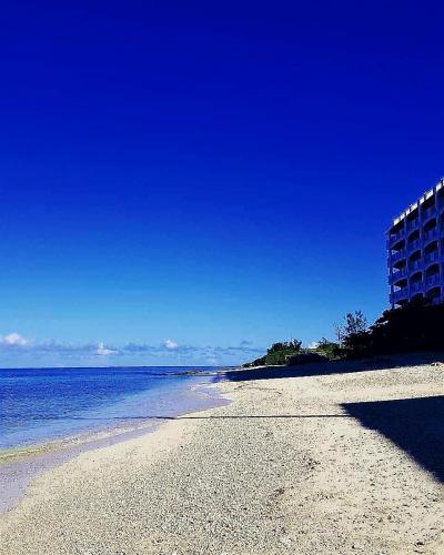 急遽取れた夏休み🌴沖縄を廻ることにしました。今回は伊江島です。✨沖縄旅行1日目🌠から2日目🌴