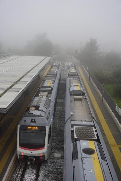 イタリア トラム&ローカル線の旅6(マテーラからポジターノ)
