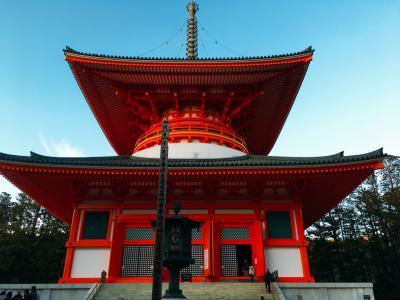 紅葉&高野山ケーブルカーのラストラン!