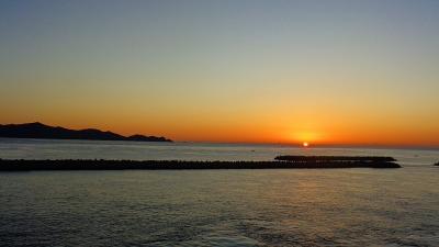 チャータークルーズで行く屋久島と五島列島(08) 五島列島福江港に入港。