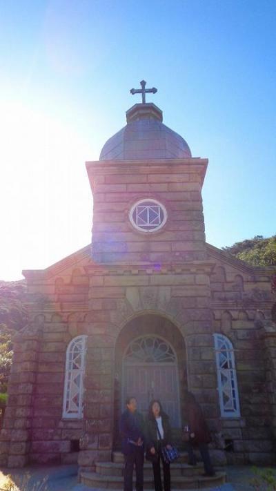 チャータークルーズで行く屋久島と五島列島(10) 五島列島ツアーに参加 世界遺産頭ヶ島天主堂と上五島 中巻。