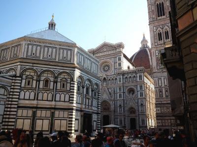 「夢のイタリア8日間」 part③ 歴史の街フィレンツェ観光♪♪♪