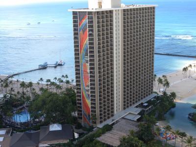 ハワイで孫たちとじぃじ・ばぁばと過ごす愉しい旅行記(グランドワイキキアン・ペントハウス)