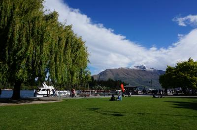JGC修行 第8弾 自然を求めてニュージーランド南島~クイーンズタウン1・2日目~