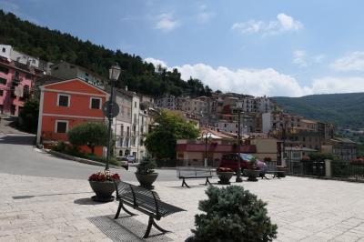 美しき南イタリア旅行♪ Vol.631(第21日)☆Colledimezzo:美しき村「コッレディメッツォ」さまよい歩く♪