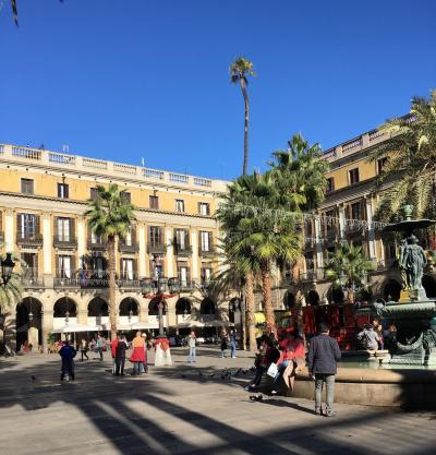 素敵過ぎるバルセロナ母娘旅 ♪ Part5 近場を満喫した最終日