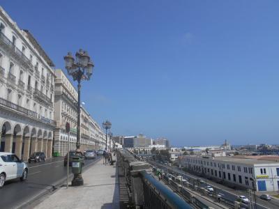 弾丸アルジェリア1808 「北アフリカのパリを訪問してみました。」  ~アルジェ~